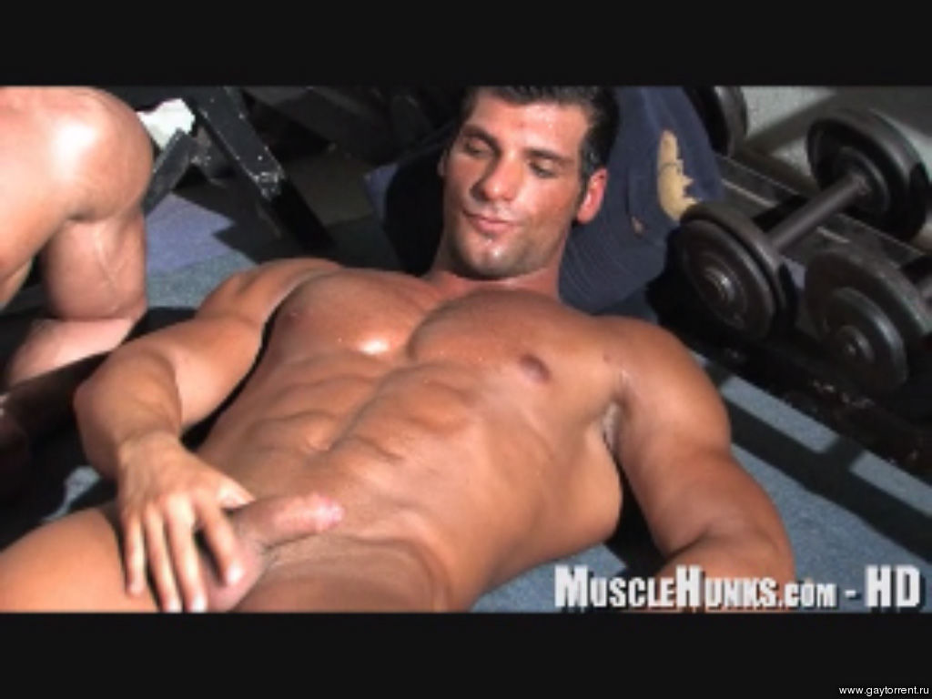 muscle hunk jerk