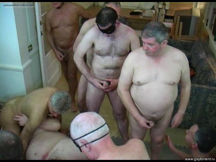 Gay Group Orgy 61