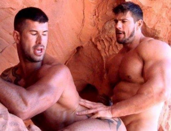 Zeb Atlas fickt Adam Killian