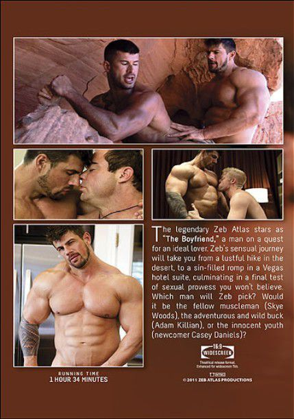 Zeb Atlas Gay Scene 105