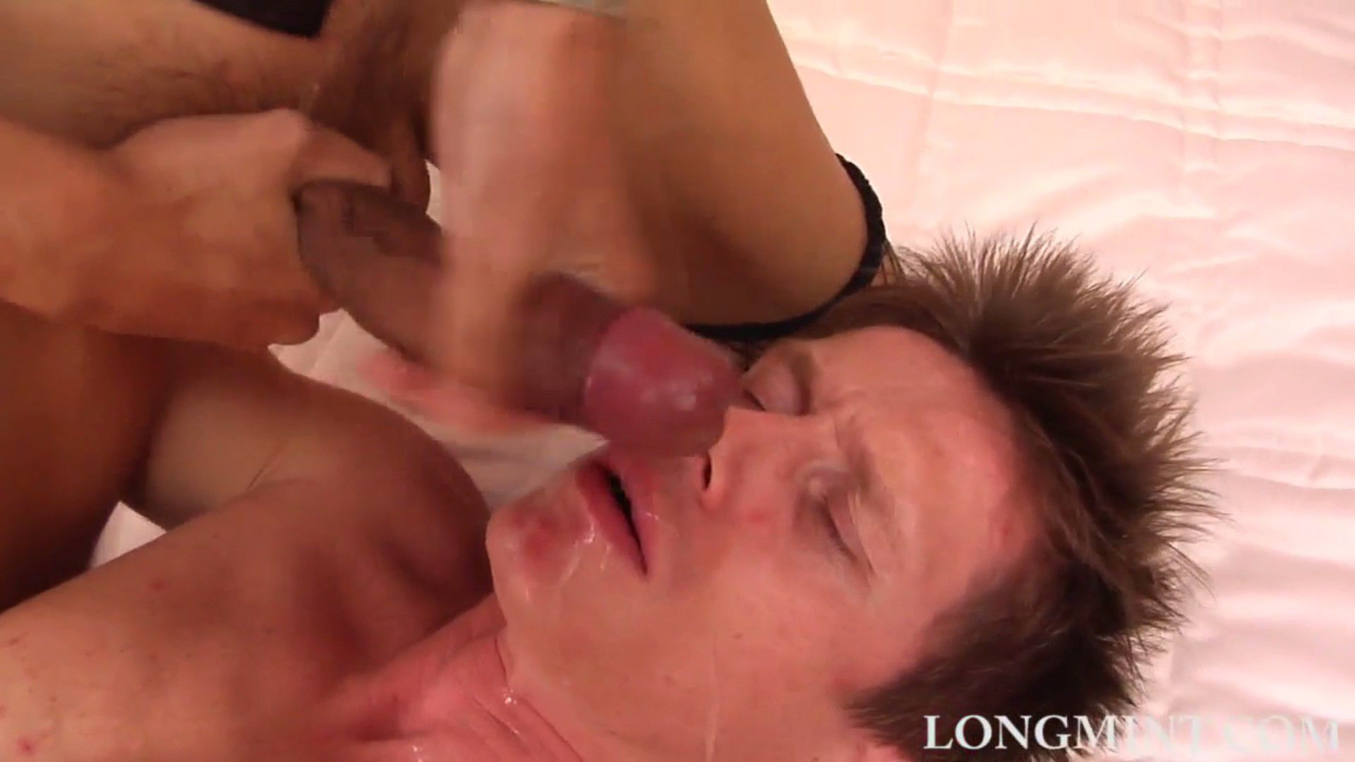 Long Mint and her big cock Redtube Free Cumshot