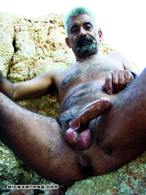 Atk mature and hairy sandy