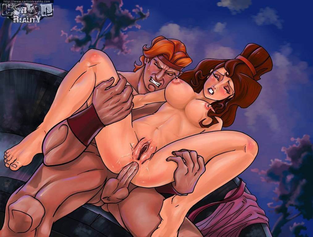 Sexy cartoon porn comics