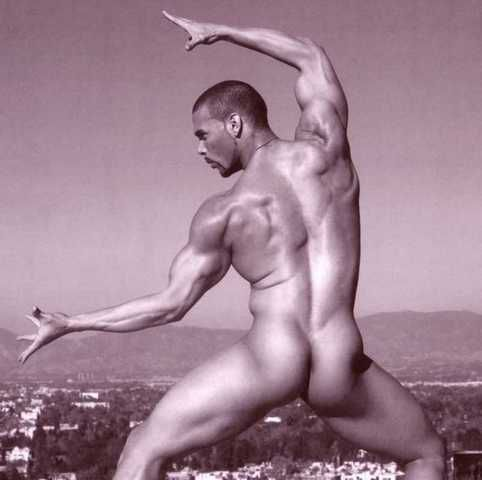 Actor marcus patrick naked