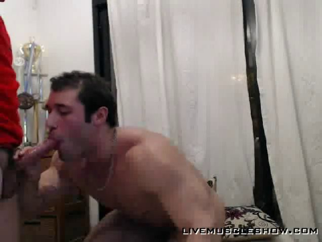 Gay anal fat