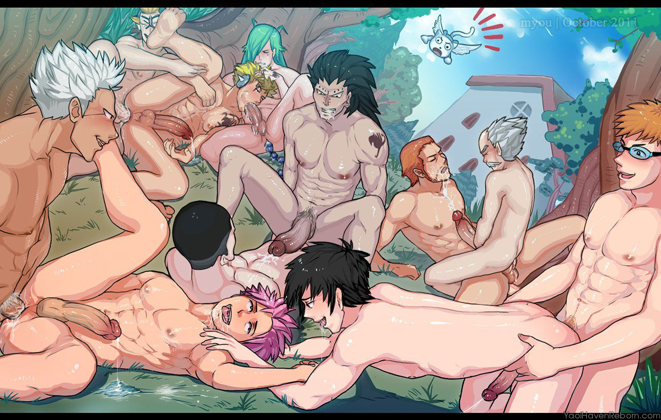 Fairy tail anime sex porn picsers hentia photo