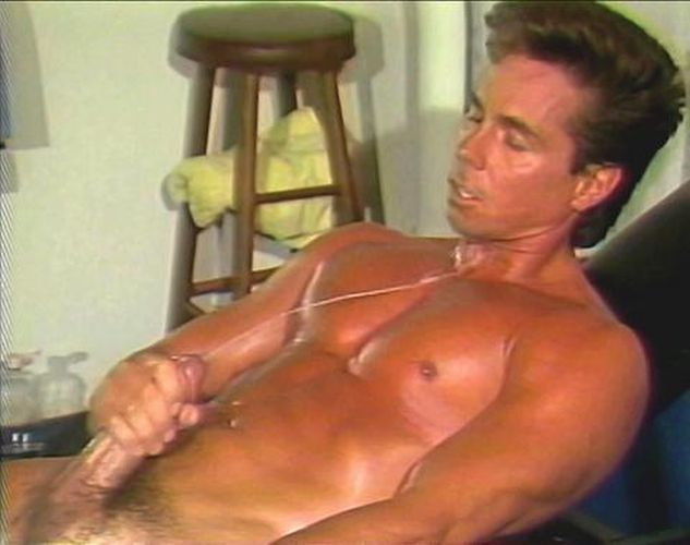Peter north solo cumshot-7255