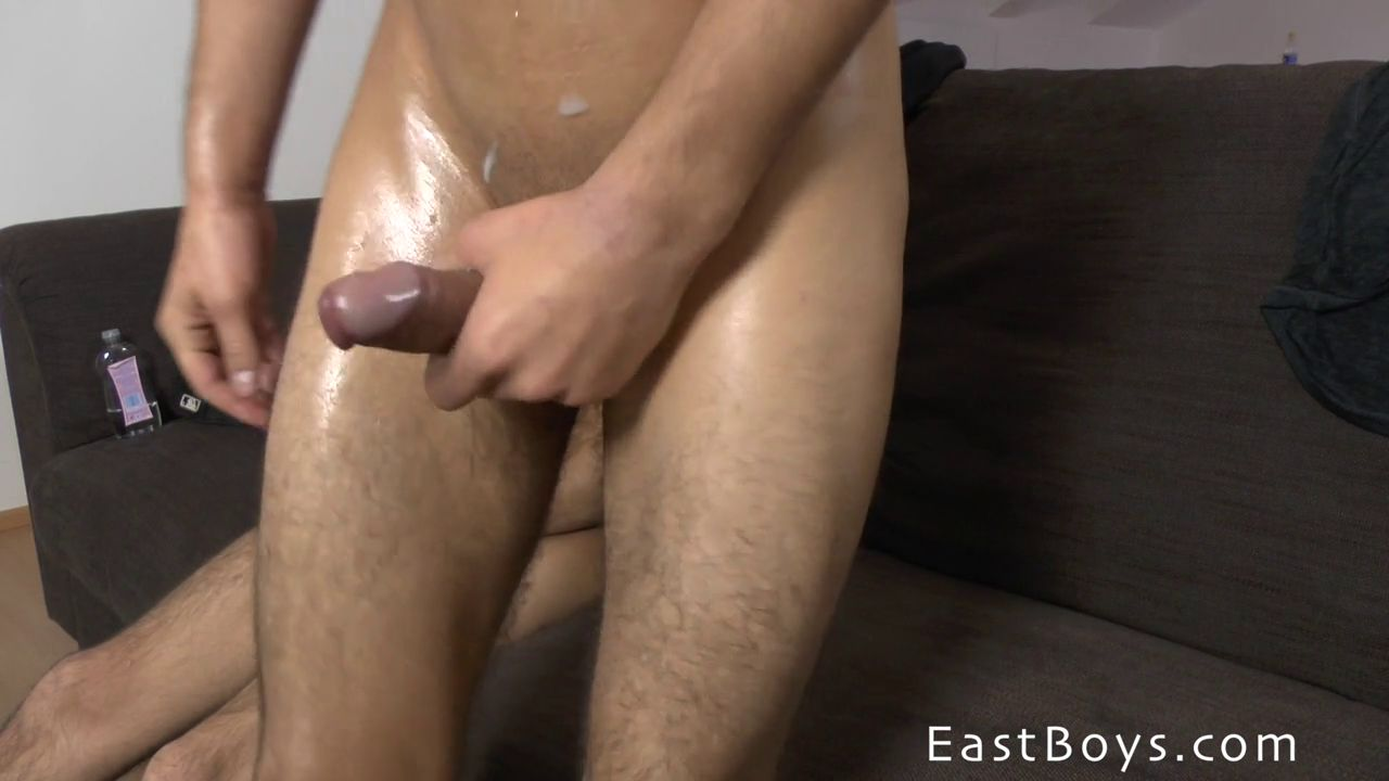 first time handjob