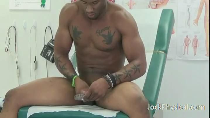 jock physical exams
