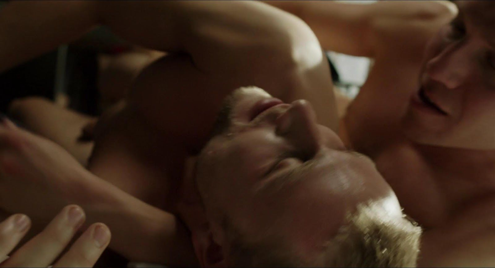 Max Riemelt And Hanno Koffler - Sex Scene, Nudity, Kissing And Deleted -9567