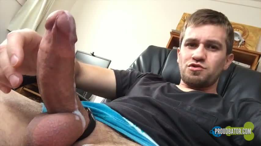 throbbing cumshot