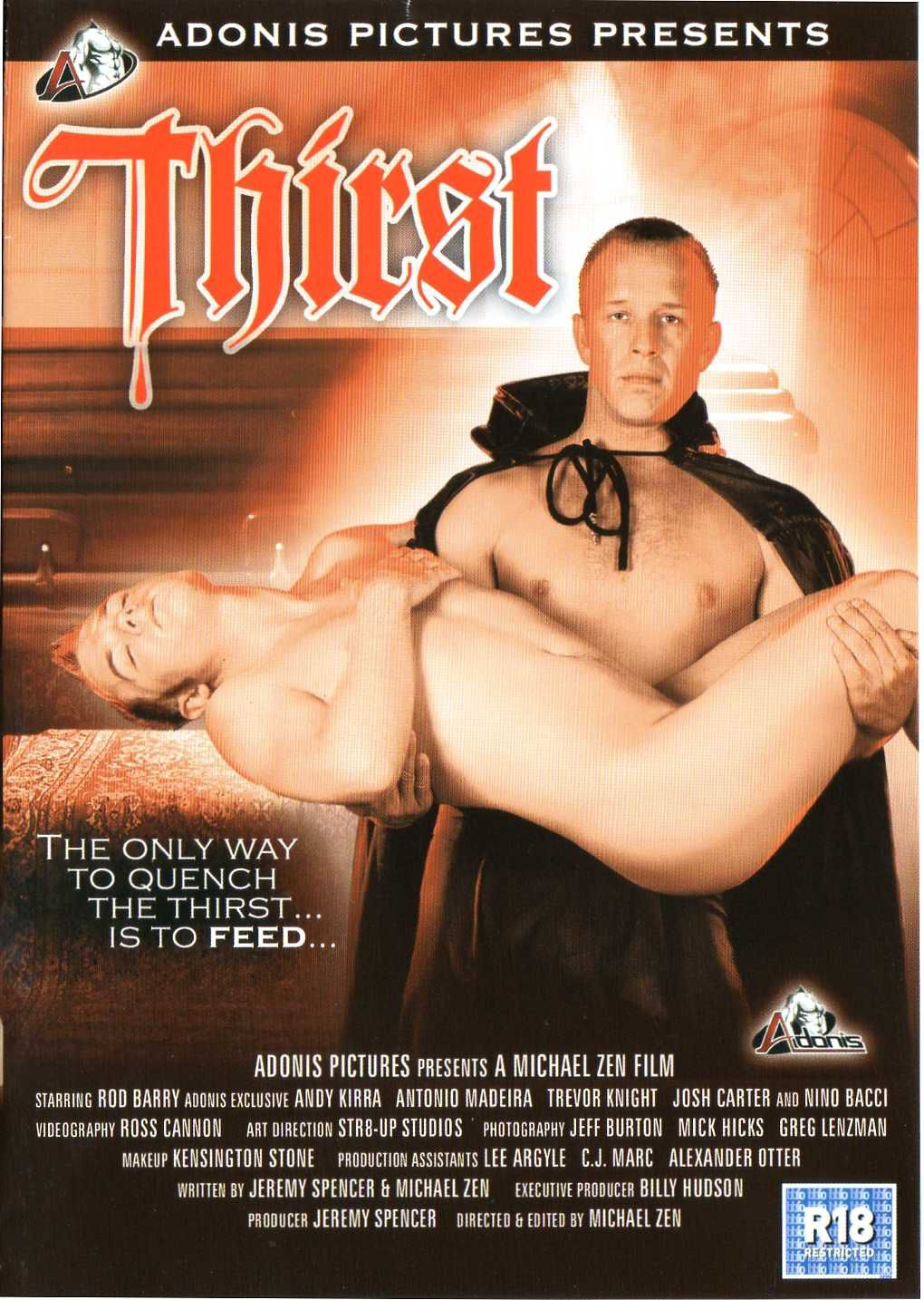 Pornofilms vampires porncraft film