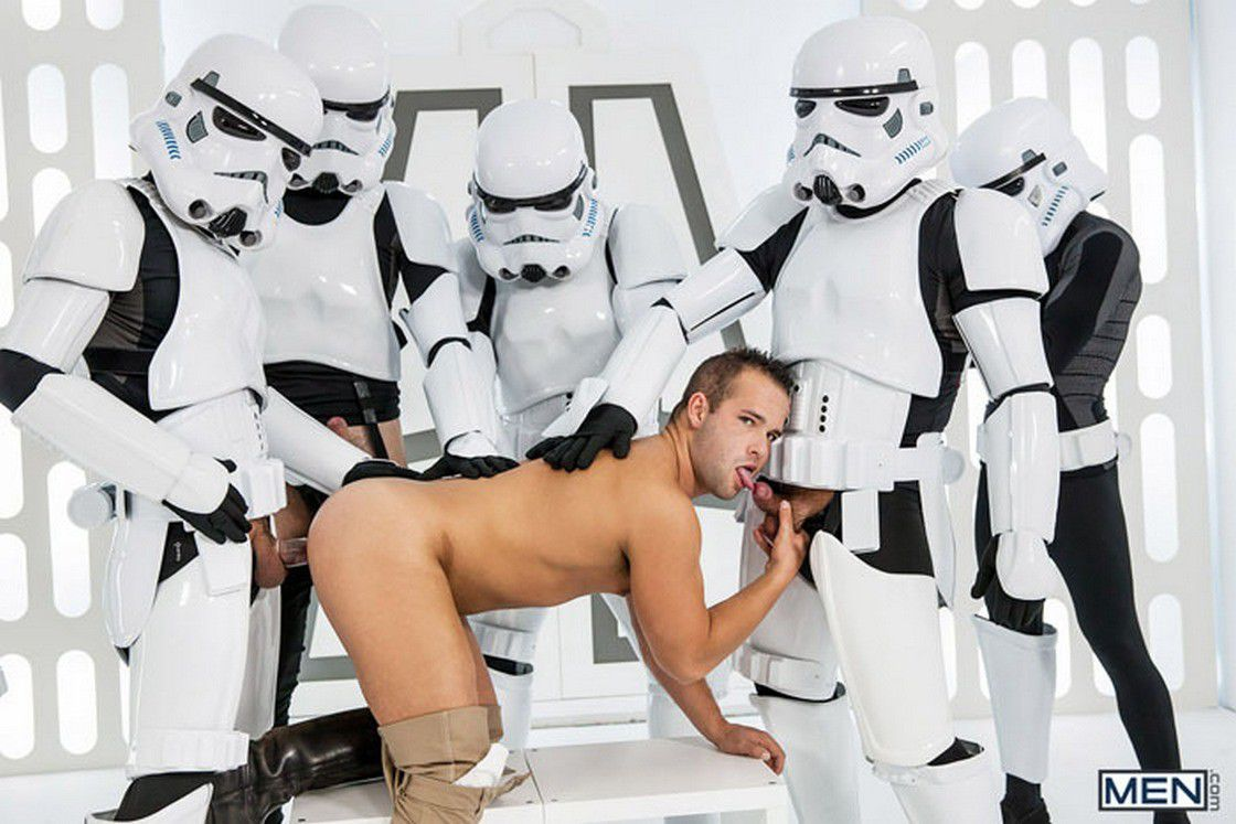 Star wars jizz naked pictures