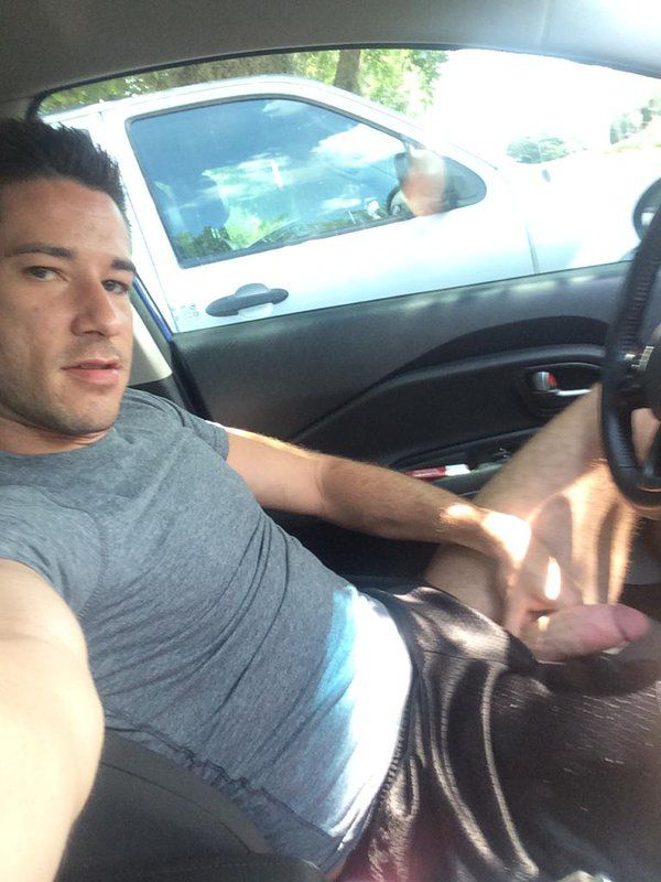 Pics men naked driving #10