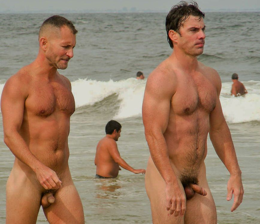 Gay men over 45 naked videos