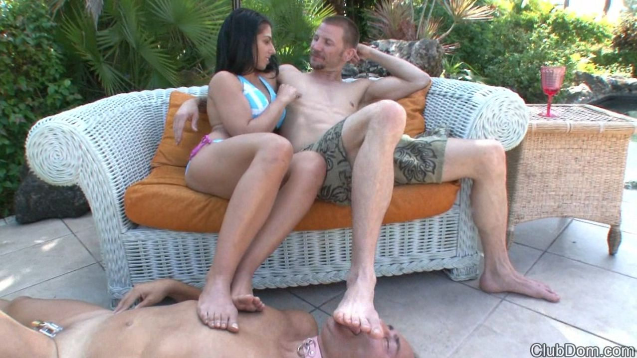 Interracial Cuckold Video