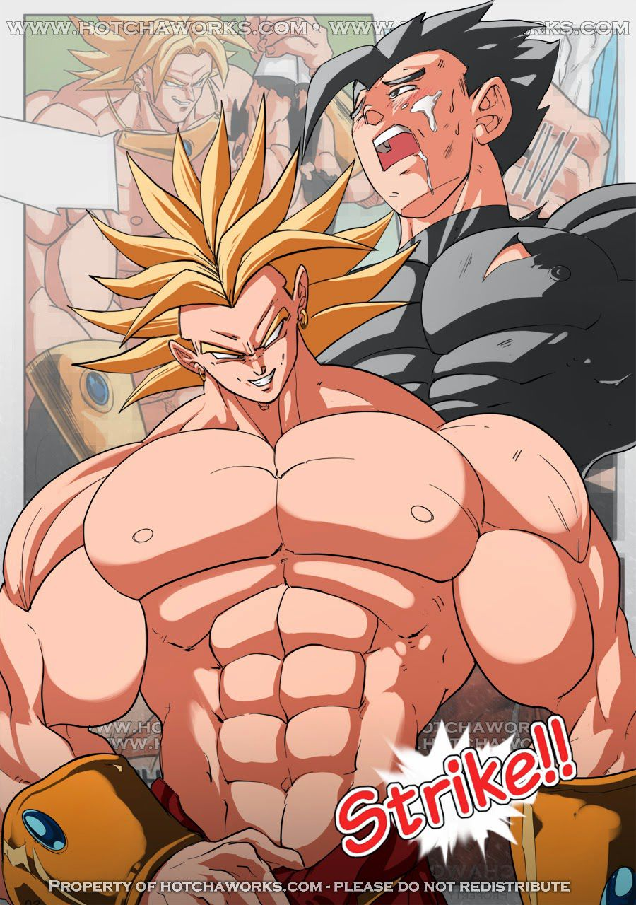 Gay dragon ball z hentai