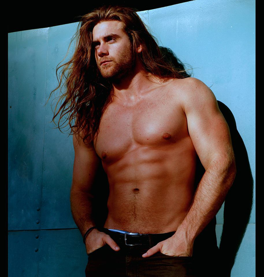 Best Men with Long Hair images on Pinterest Long hair.