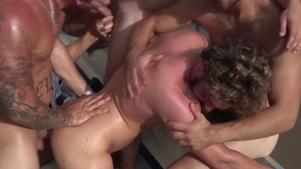 Wedding day orgy tube vid