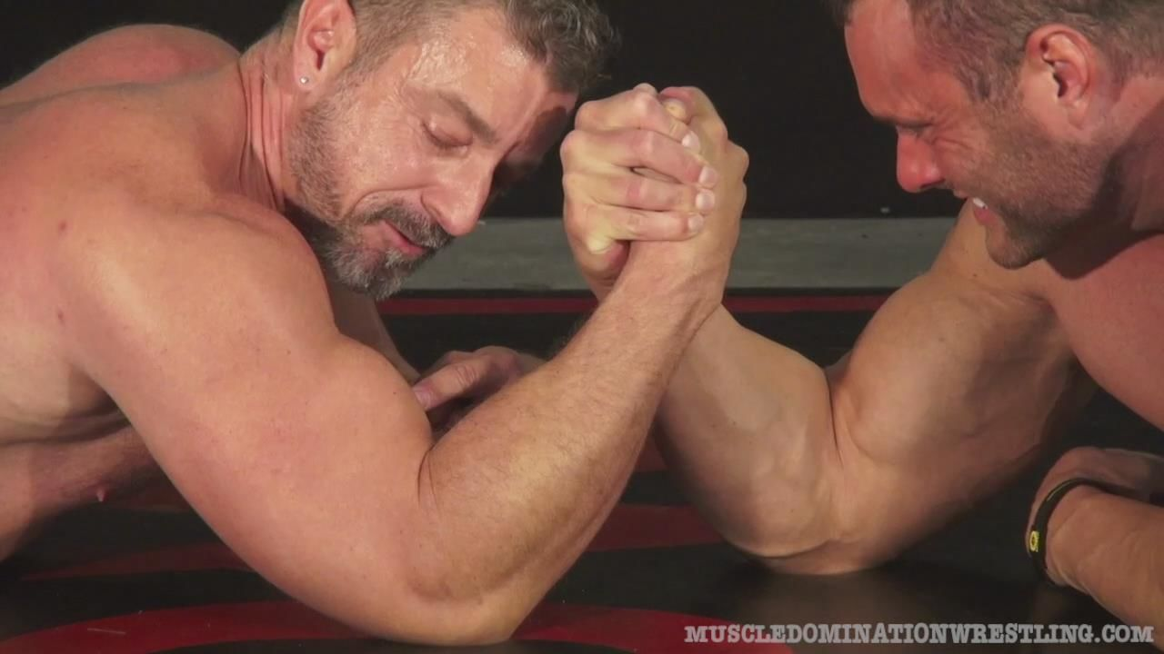 Muscle Gay Wrestling 56