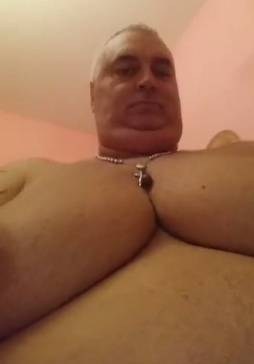 Men with huge tits