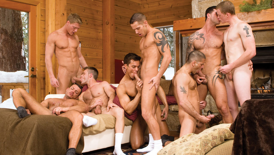 Free gay orgy pictures
